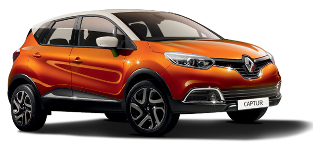 D - Renault Captur (CDAD)