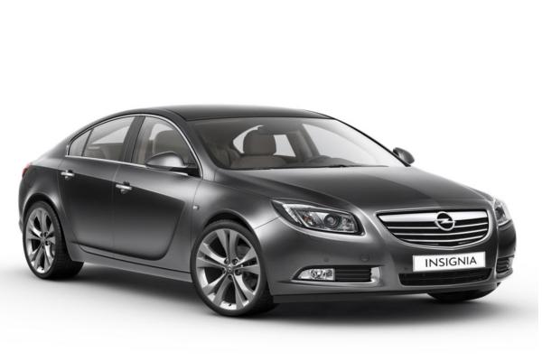 E - Opel Insignia (or identical) SDMR