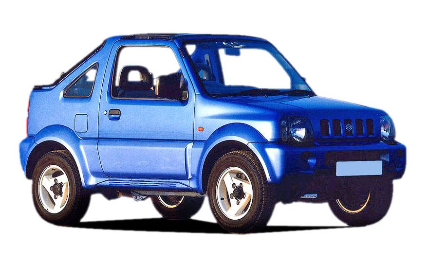 Suzuki Jimny - 4x4 - Cabrio (ETNR)