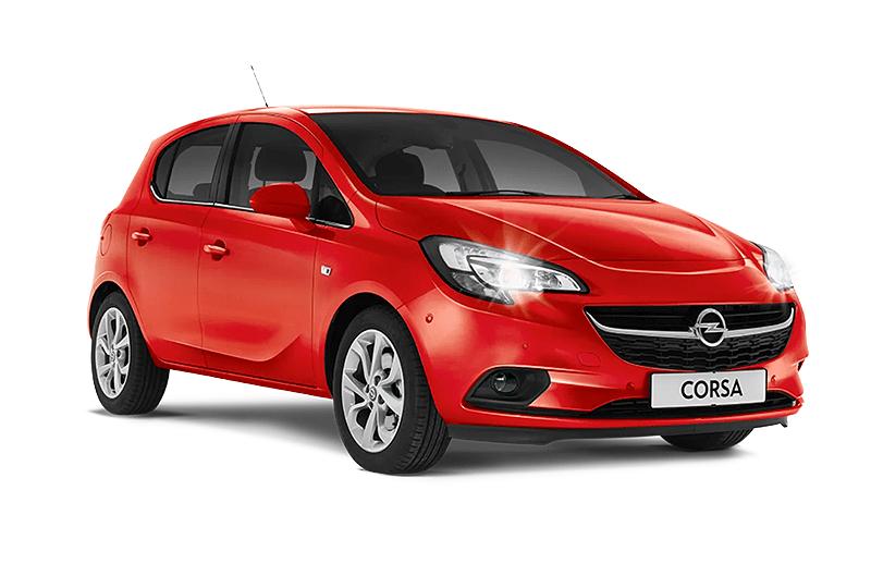 C - Opel Corsa (EDAR)