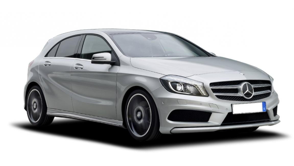 D - Mercedes A160 (CDMD)