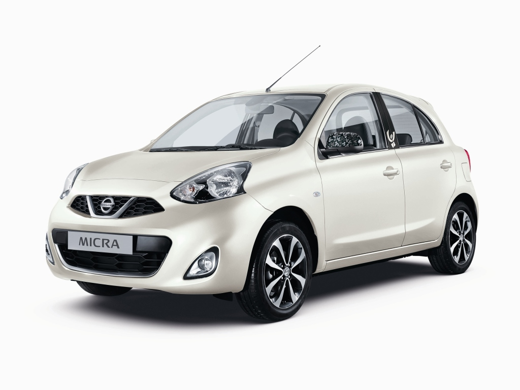 B - Nissan Micra (EDMR)
