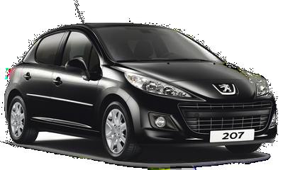 C - Peugeot 207 (CDMV)