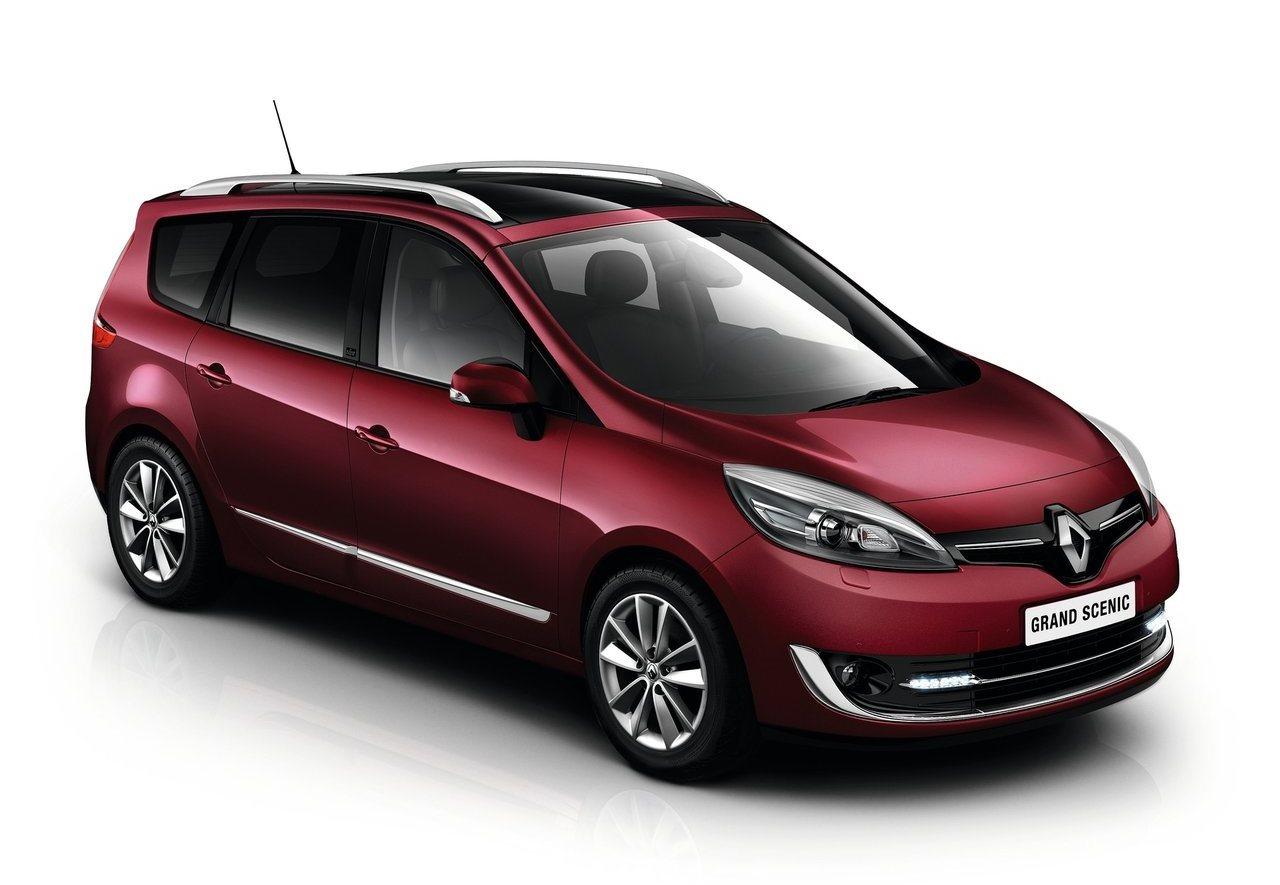VAN7- Renault Grand Scenic 5+2 (CDAD)