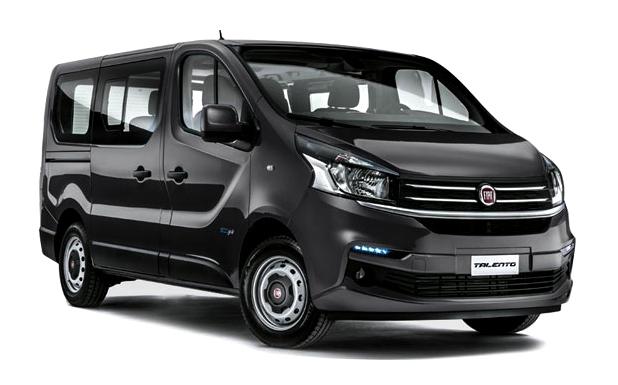 VAN9 - Fiat Talento 8+1 (FVMR)