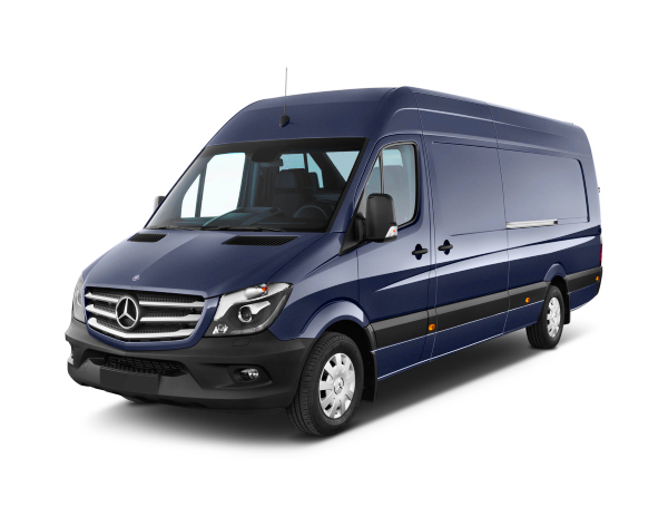Professional Van to rent